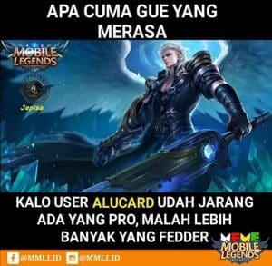 Meme alucard feeder