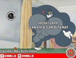 Meme push rank ML