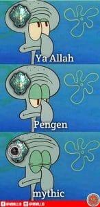 Meme spongebob ML