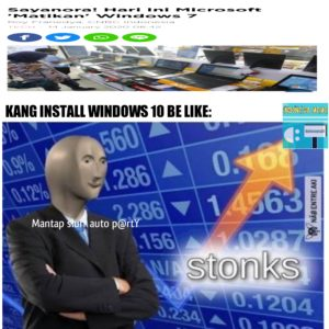 meme stonks
