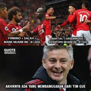 meme manchester united lucu