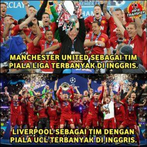 meme manchester united vs liverpool
