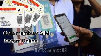 Aplikasi Sinar SIM Online