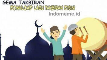 Download Lagu Takbiran Idul Fitri