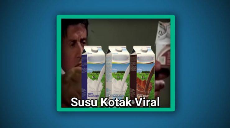 Susu Kotak Viral