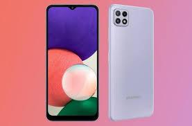 Samsung Galaxy A22 Harga dan Spesifikasi