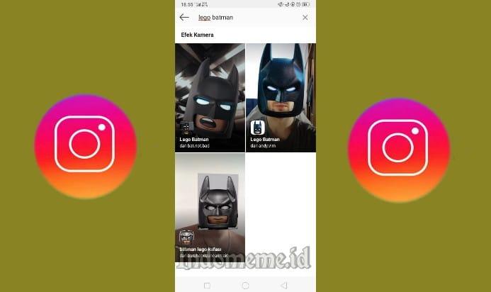 Filter IG Batman