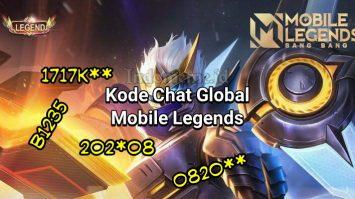 Kode Chat Global ML