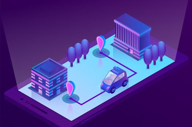 Sistem Pelacakan Kendaraan Untuk Asuransi
