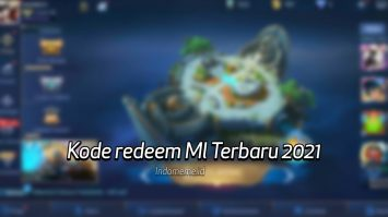 Kode Redeem ML 16 September 2021