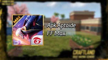 Apk Aptoide FF MAX