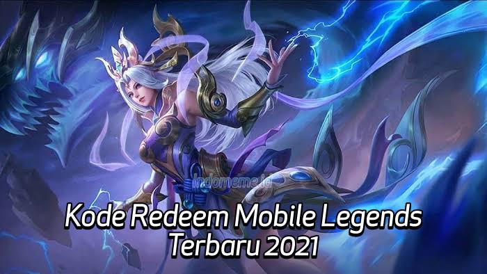 Kode Redeem ML 18 September 2021