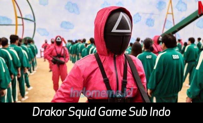 Nonton Squid Game Sub Indo
