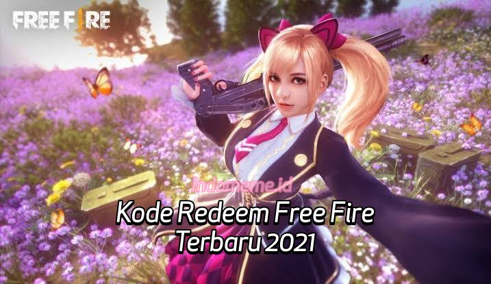 Kode Redeem FF 21 September 2021
