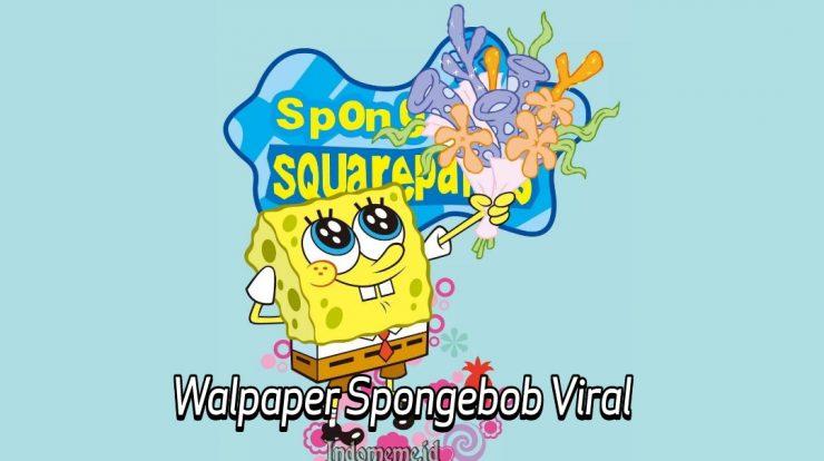 Wallpaper Spongebob Viral TikTok