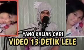 Video Viral 13 Detik Lele Pubg Viral Tiktok