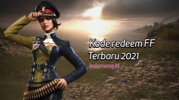 KodeRedeemFF 8 Oktober 2021