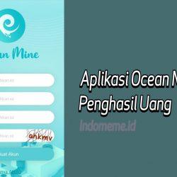 Aplikasi OceanMinePenghasil Uang